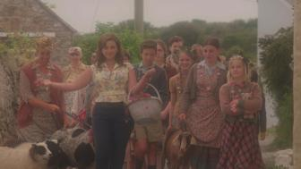'Under milk wood' feature film